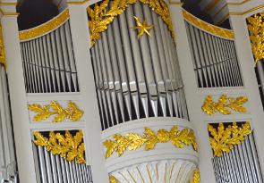 Festliches Neujahrskonzert für Trompete und Orgel